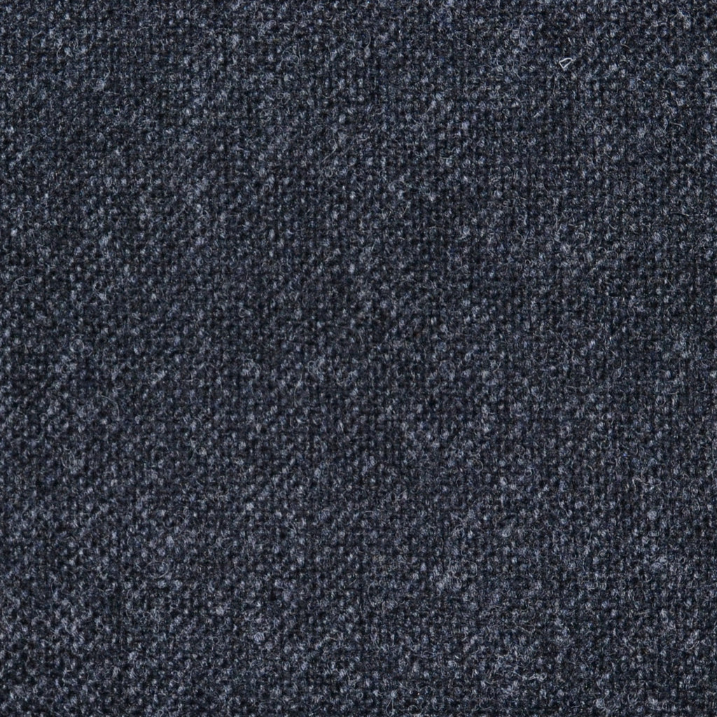 Charcoal Grey Donegal Lambswool Tweed