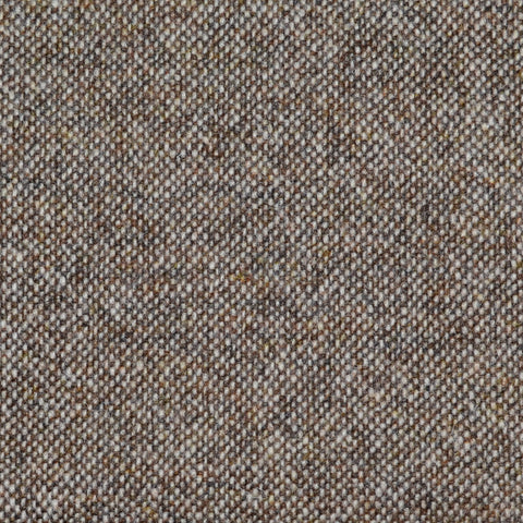 Light Brown Salt & Pepper Donegal Lambswool Tweed