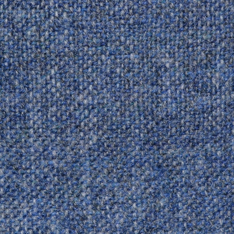 Steel Blue/Grey Salt & Pepper Donegal Shetland Tweed