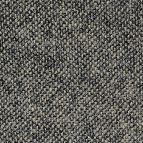 Light Grey Salt & Pepper Donegal Shetland Tweed