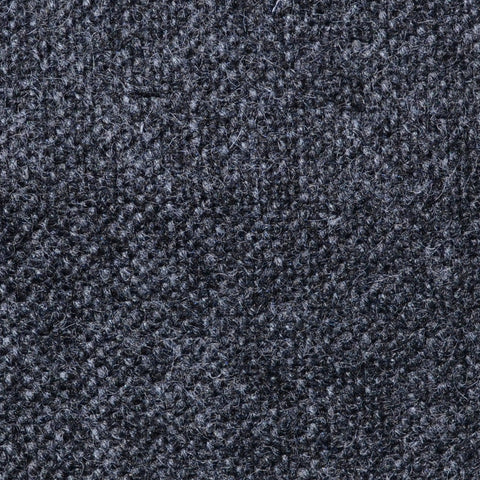 Dark Grey Salt & Pepper Donegal Shetland Tweed