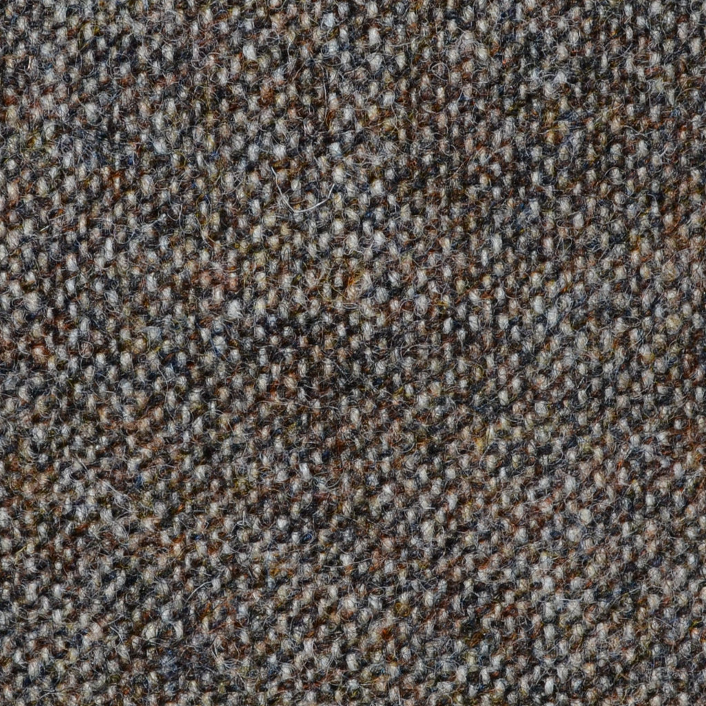 Light Natural Salt & Pepper Donegal Shetland Tweed