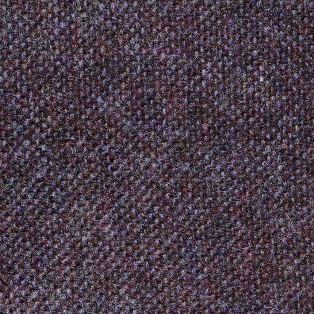 Mulberry Salt & Pepper Donegal Shetland Tweed