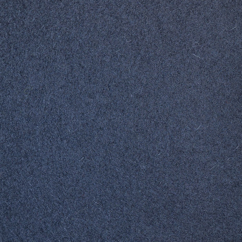 Grey Melton Wool Coating