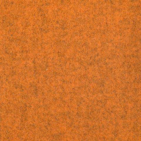 Orange Marl Melton Coating