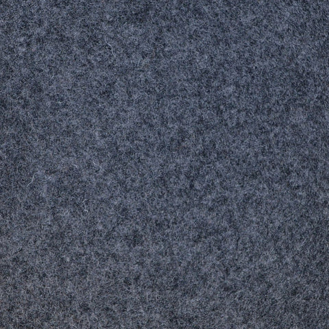 Medium Grey Marl Melton Coating