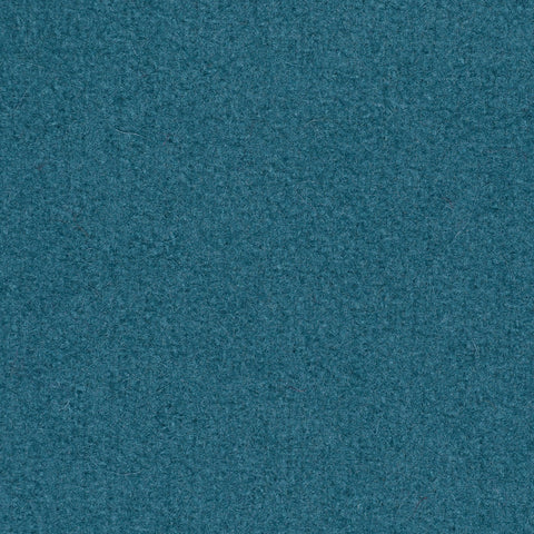 Green Melton Wool Coating