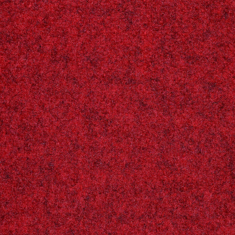 Ruby Melton Wool Coating