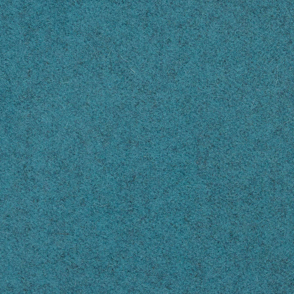Verdigris Melton Wool Coating