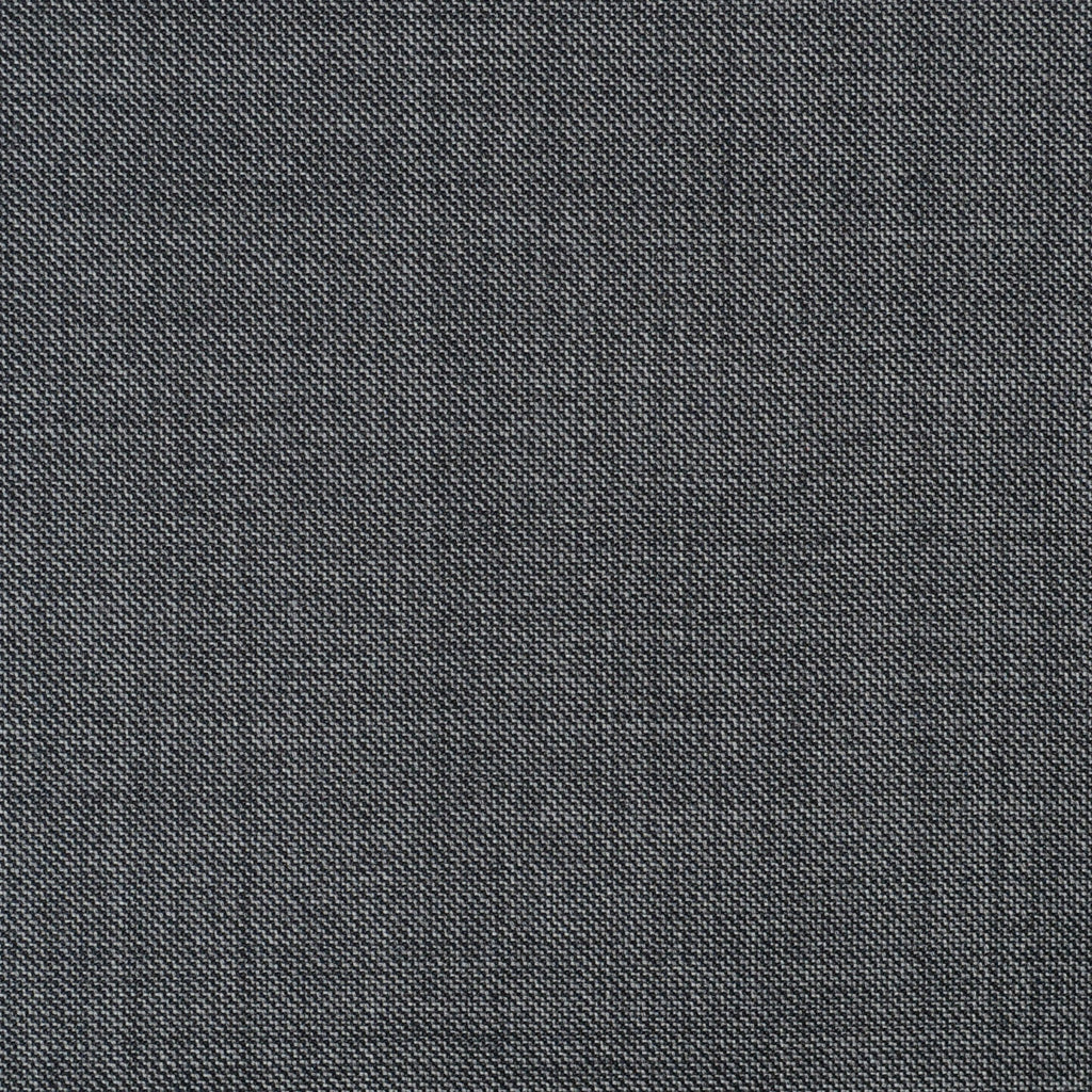 Medium Grey Sharkskin Super 110's Italian Wool