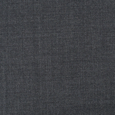 Dark Grey Sharkskin Super 110's Italian Wool