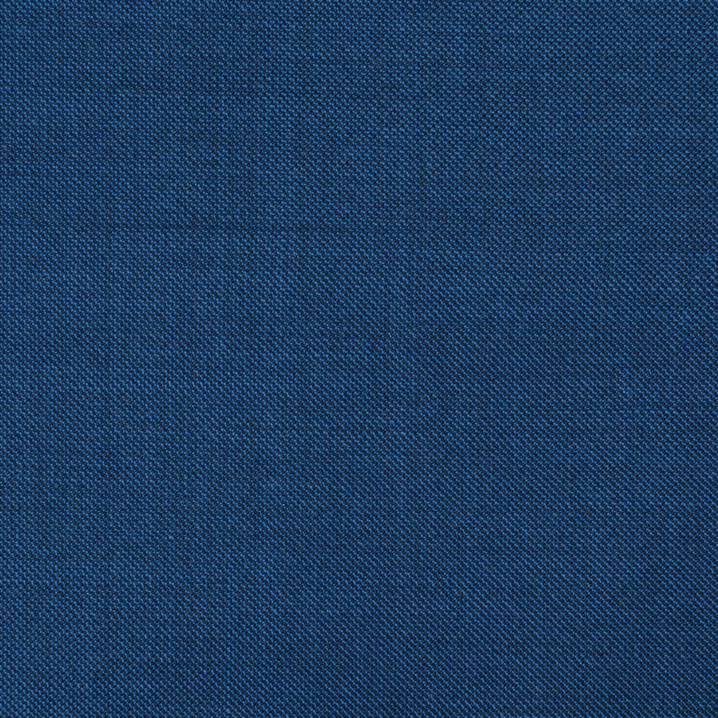 Bright Blue Sharkskin Super 110's Italian Wool
