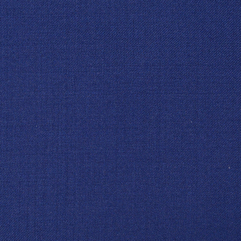 Bright Blue Twill Super 110's Italian Wool