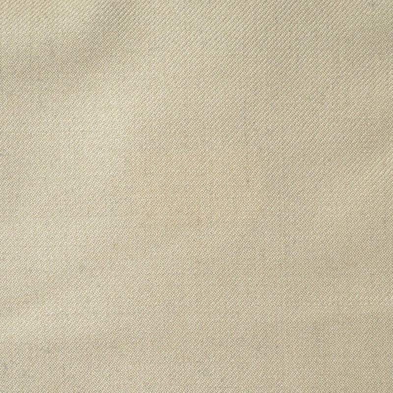 Beige Twill All Wool Suiting