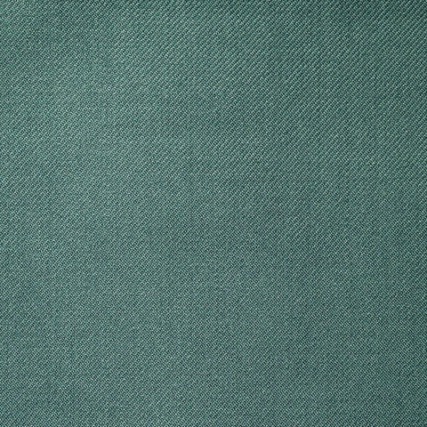 Light Green Twill All Wool Suiting