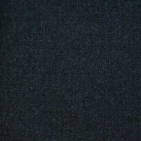 Dark Grey Twill All Wool Suiting