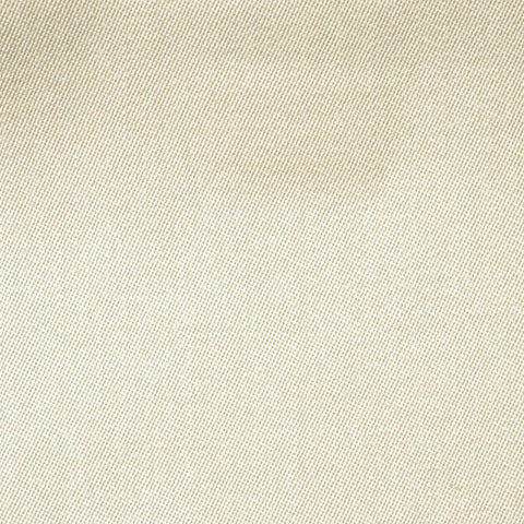 Cream Barathea All Wool Suiting