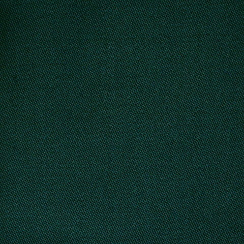 Dark Green Barathea All Wool Suiting