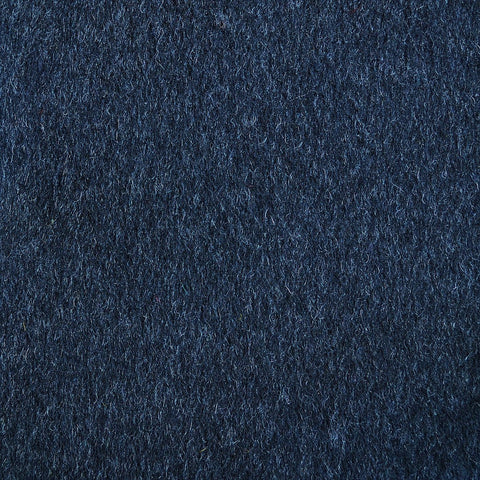 Dark Grey Wool & Cashmere Blend Coating