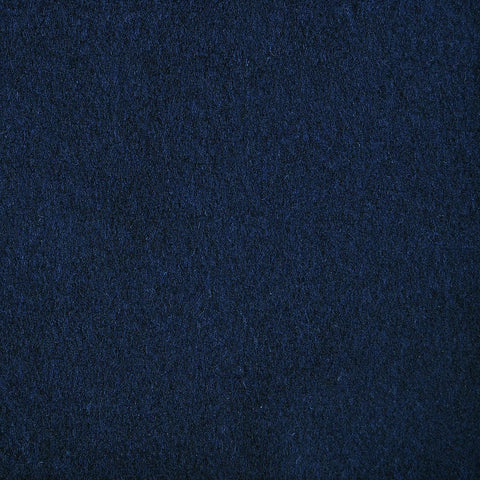 Navy Blue/Grey Wool & Cashmere Double Coating by Loro Piana - 3.00 Metres
