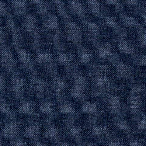 Navy Blue Sharkskin Super 120's All Wool Suiting