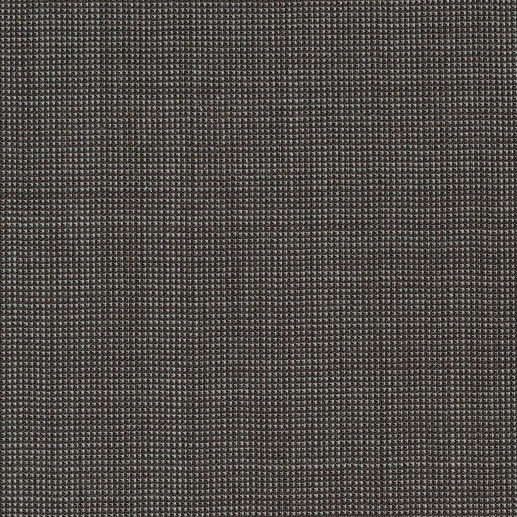 Sand Nailhead Super 120's All Wool Suiting