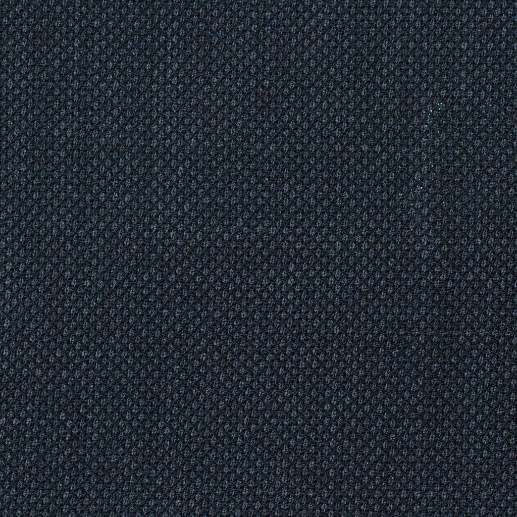 Grey Birdseye Super 120's All Wool Suiting