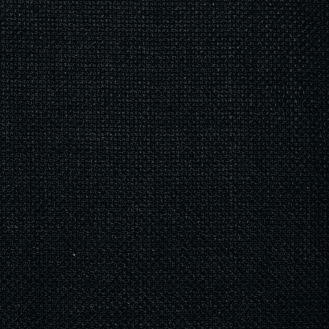 Black Pick & Pick Super 120's All Wool Suiting