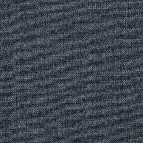Light Grey Plain Twill Super 120's All Wool Suiting