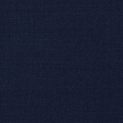Light Navy Plain Twill Super 120's All Wool Suiting