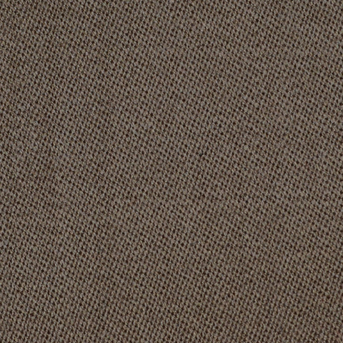Medium Brown Venetian Pure New Wool Suiting
