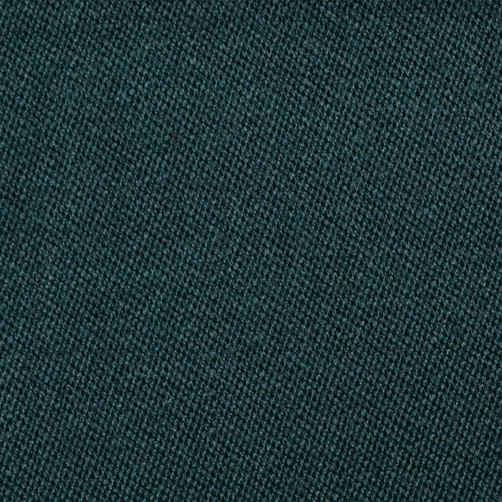 Bottle Green Venetian Pure New Wool Suiting