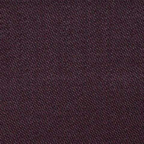 Burgundy Venetian Pure New Wool Suiting