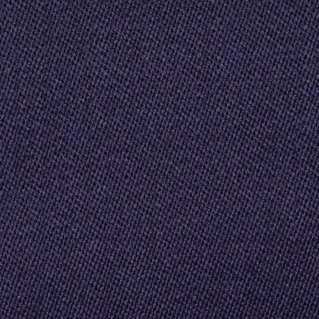 Purple Venetian Pure New Wool Suiting