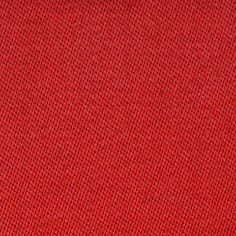 Scarlet Red Venetian Pure New Wool Suiting