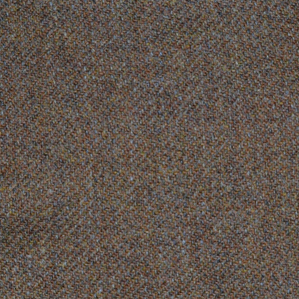 Medium Brown Tweed