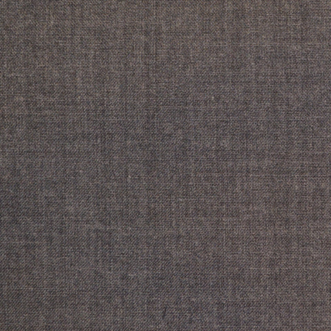 Dark Grey Plain Weave Super 120's Suiting
