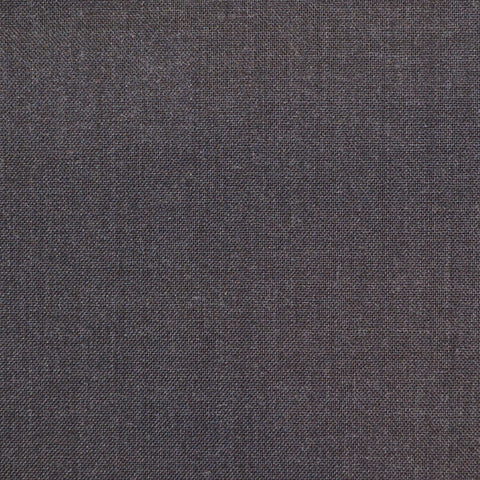 Charcoal Grey Plain Weave Super 120's Suiting