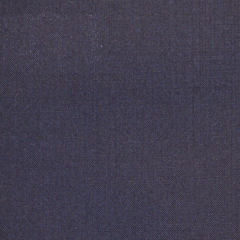 Medium Navy Plain Weave Super 120's Suiting