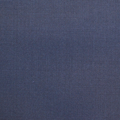 Light Navy Plain Weave Super 120's Suiting