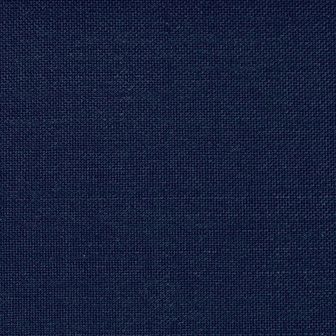 Bright Navy Blue Wool & Kid Mohair Suiting