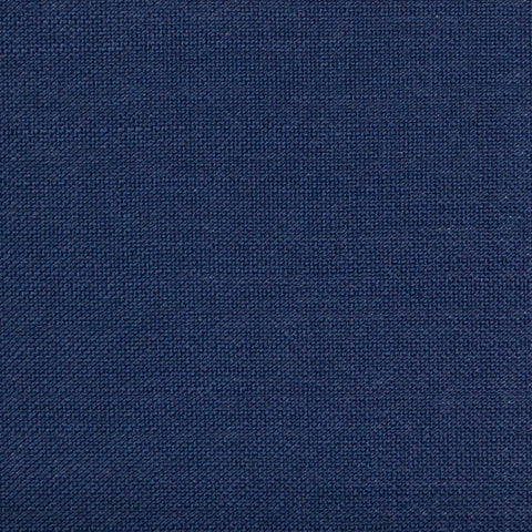 Medium Blue Wool & Kid Mohair Suiting