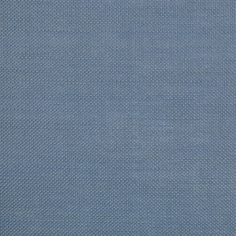 Light Blue Wool & Kid Mohair Suiting