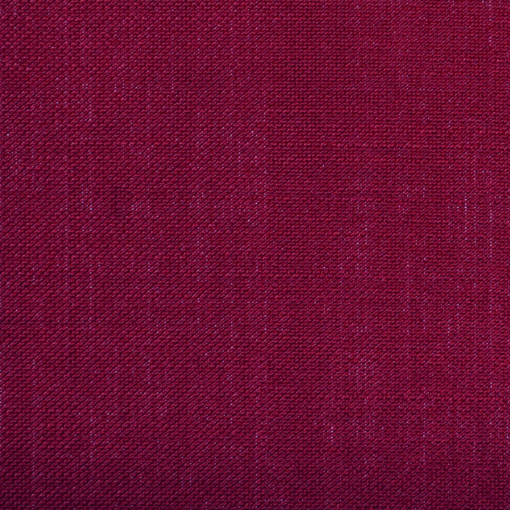 Burgundy Wool & Kid Mohair Suiting