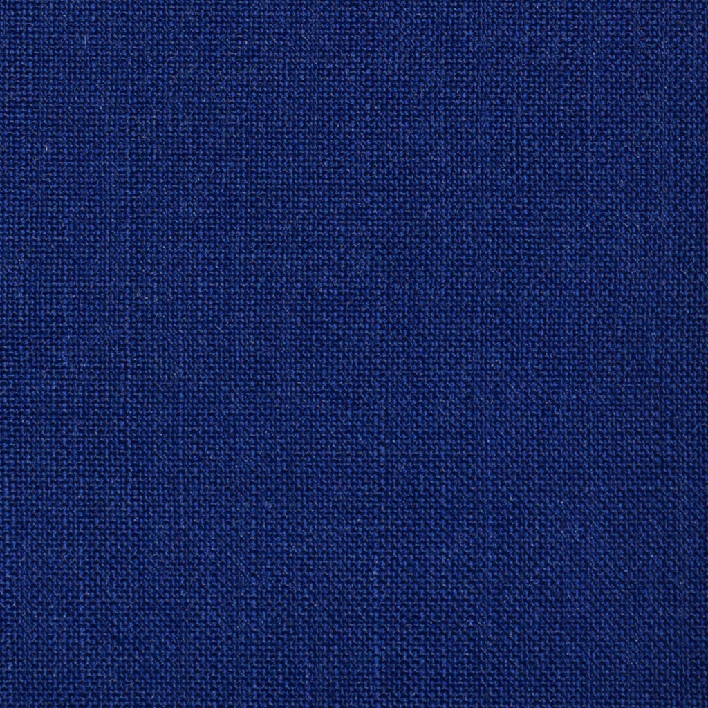 Indigo Blue Wool & Kid Mohair Suiting