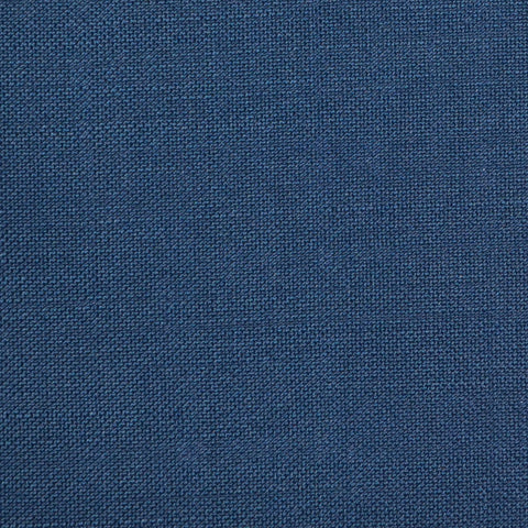 Oxford Blue Wool & Kid Mohair Suiting
