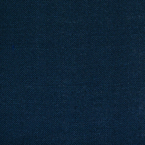 Prussian Blue Wool & Kid Mohair Suiting