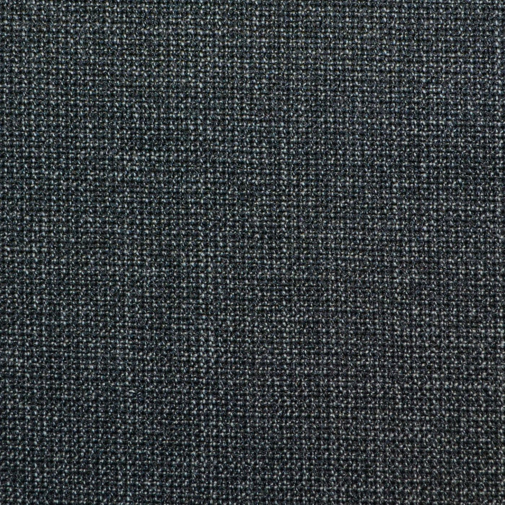 Dark Grey Mottled Weave Twist Suiting