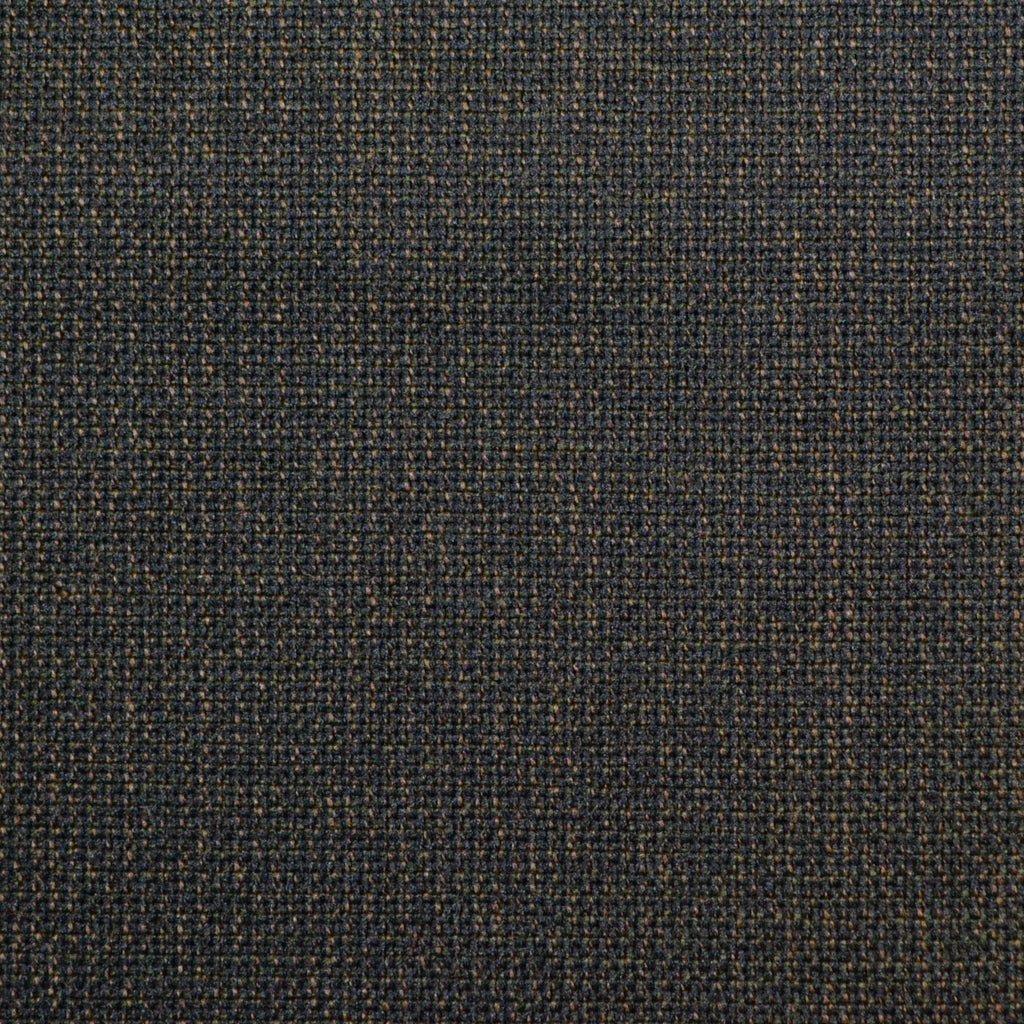Dark Brown Mottled Weave Twist Suiting