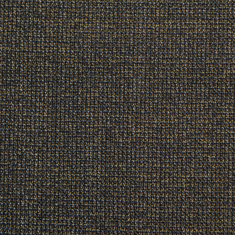 Brown Mottled Weave Twist Suiting